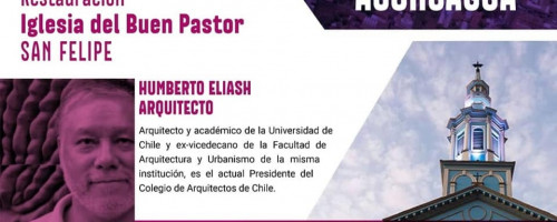 Charla del Colegio de Arquitectos de Chile