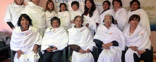 Fundación Levántate Mujer evalúa su gestión 2015