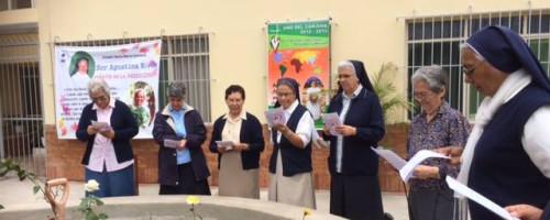 Provinciales de América Latina evocan 10 años de fundación de la REAL