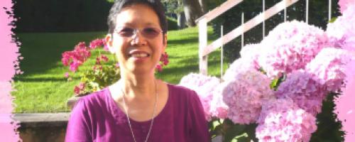 Susan Chia ya esta gozando con nuestro Dios Pastor