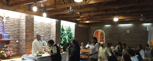 Retiro espiritual y asamblea provincial 2017.