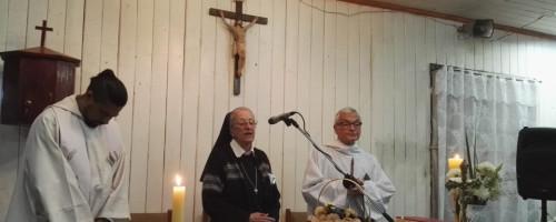 Vivir intensamente la vida religiosa, desde la Caridad del Buen Pastor.