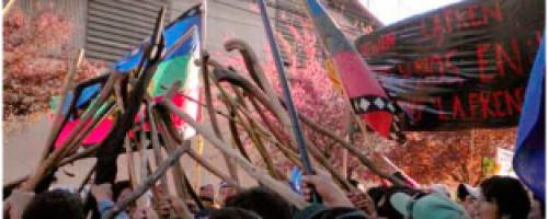 """""""El tema delicadísimo de nuestros pueblos originarios, particularmente mapuches y rapanuis ya no admite dilación""""."""