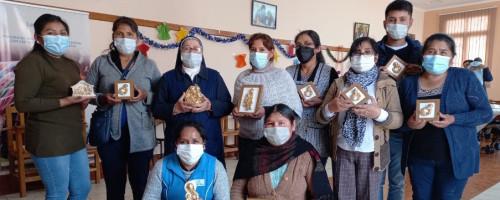 Acontecimientos del colegio Santa María Eufrasia.