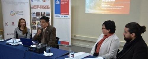 """Seminario """"Migración, Interculturalidad e Inclusión Social en el Maule"""""""