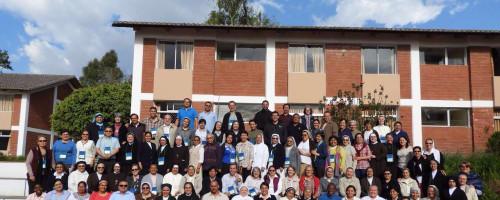 Hermanas María Faúndez y Carolina Madariaga participan en seminario organizado por la CLAR.