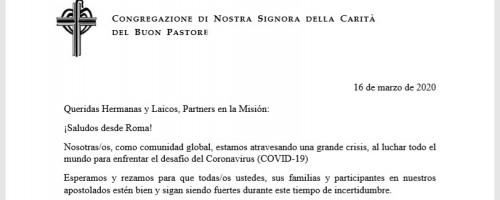 Carta Equipo de Liderazgo Congregacional