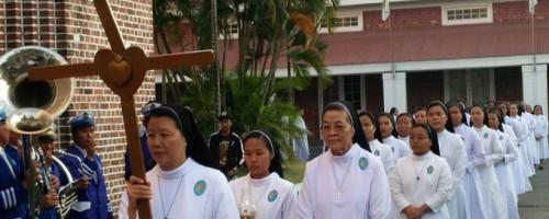150 años de Misión en Myanmar