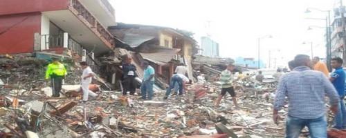 Provincia de Ecuador informa sobre el estado de sus comunidades