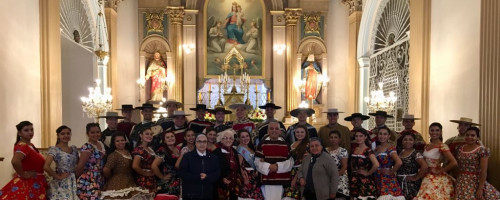 Misa a la Chilena en la Iglesia Buen Pastor