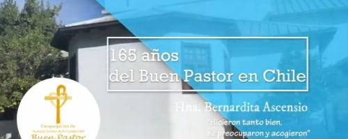 165 años del Buen Pastor en Chile y Latinoamérica