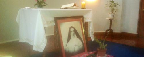 Celebración Pascua de la Madre Josefa Fernández Concha
