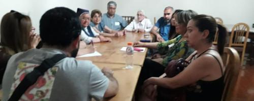 Cabildo Abierto se realizó en Centro de Espiritualidad del Buen Pastor