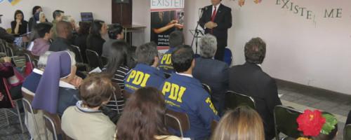 Lanzan campaña para prevenir tráfico de personas.