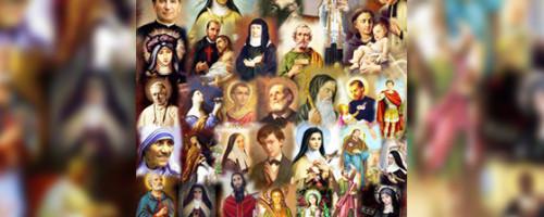 Santos en todo tiempo y en todos los Estados de la Vida