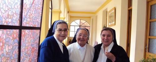 Testimonio Hermana Verónica Villegas Salinas