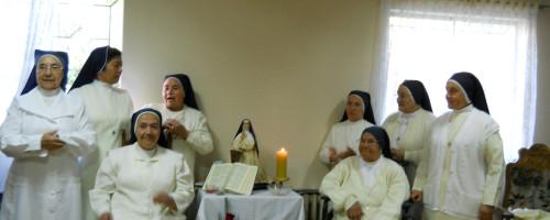 Fundación de las Hermanas Contemplativas en Santiago