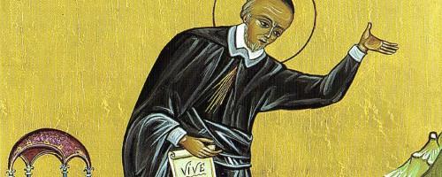 San Juan Eudes, sacerdote.