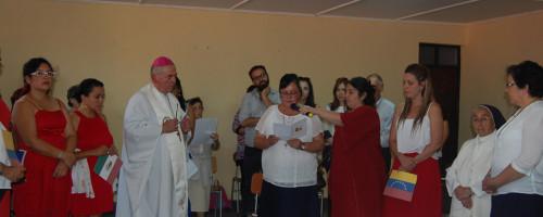 Hermana Sonia Salas, 25 años viviendo apasionadamente la misión.