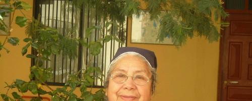 Testimonio hermana María Ana Salinas Ávalos