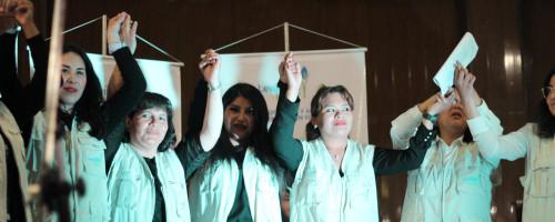 """Segunda Versión del Encuentro """"Expoempredimiento Sayariy Warmi Oruro 2019"""""""