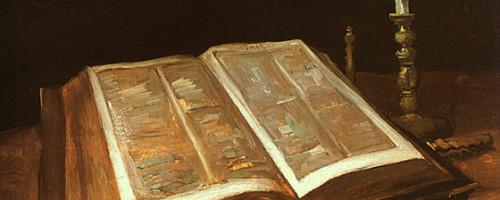 Septiembre: Mes de la Biblia.