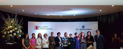 Hermana del Buen Pastor premiada como mujer líder 2017.