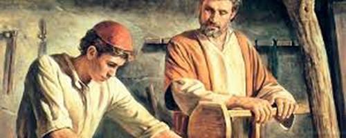 San José, ecónomo de la Congregación de Nuestra Señora de la Caridad del Buen Pastor