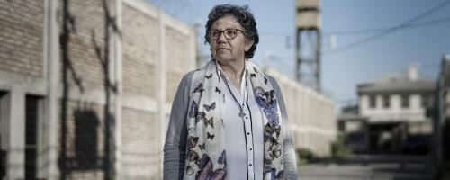 Nelly León: La monja de las presas