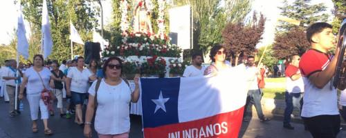 """""""Dios te salve María llena eres de gracia…"""" Fiesta de la Inmaculada Concepción"""