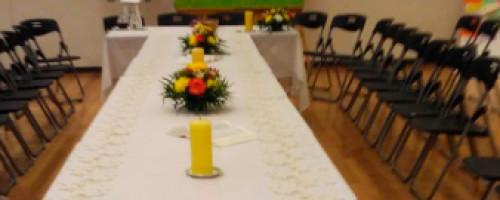 """""""La asamblea eucarística es fundamentalmente encuentro y comunión con los hermanos"""""""