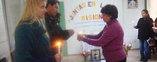 Celebrando la alegría de estar unida hacia los márgenes donde Dios clama