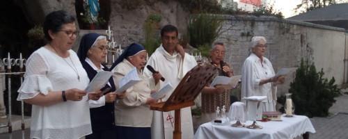 21 de noviembre: Día de la presentación de la Virgen y la renovación de votos de la Hermanas del Buen Pastor