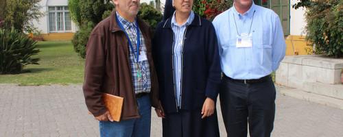 Hna. Adela Reyes elegida primera vicepresidenta nacional de CONFERRE.