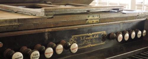 Restauración del órgano Cavaillé-Coll