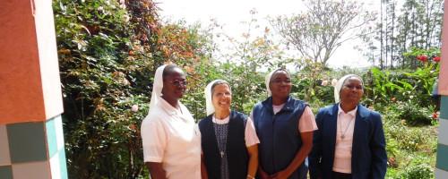 Experiencia misionera en Angola.