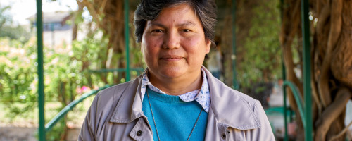 Nueva Animadora Provincial para la unidad Bolivia/Chile