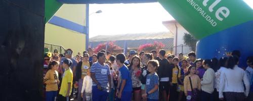 Corrida Familiar Aniversario Colegio Santa María Eufrasia