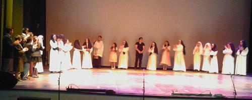 Santa María Eufrasia: una vida, una historia. Obra de Teatro sobre la vida de Santa María Eufrasia.