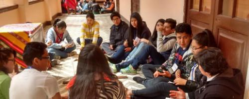 Jornada vocacional realizada en el Colegio Inglés Católico