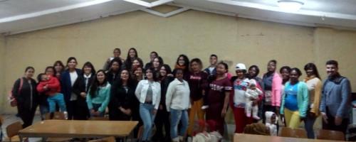 Trabajando por la integracion y desarrollo de la mujer migrante